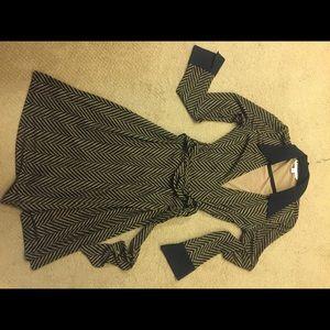 Diane von Furstenberg Billy Jean wrap dress
